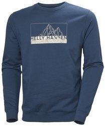Bluza męska HELLY HANSEN F2F COTTON SWEATER 62933 576