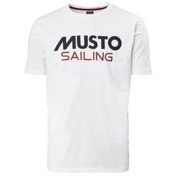 Koszulka męska MUSTO SAILING T-SHIRT 82020 001