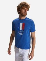 Koszulka męska NORTH SAILS COTTON JERSEY 3522 0790