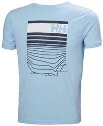 T-shirt męski HELLY HANSEN SHORELINE 30354 623