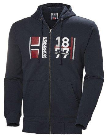 Bluza HELLY HANSEN NORSE HOODIE 53226 598