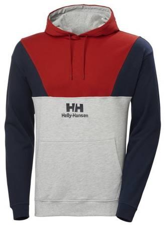 Bluza męska HELLY HANSEN YU20 BLOCKED HOODIE 53454