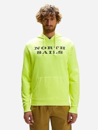 Bluza męska NORTH SAILS COTTON HOODIE 1584 0554