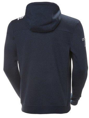 Bluza z kapturem HELLY HANSEN CLUB FZ HOODIE 33936 597 granatowa