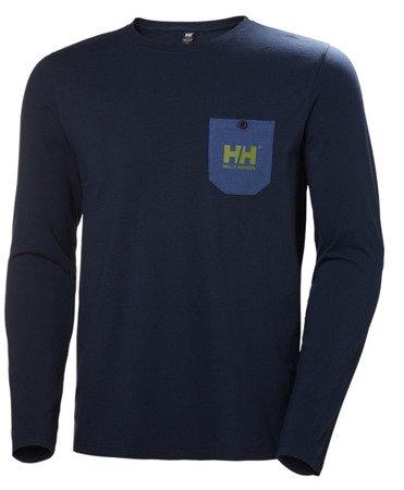 Koszulka HELLY HANSEN FJORD LONGSLEEVE 34124 597