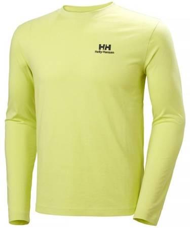Koszulka męska HELLY HANSEN YU20 LS T-SHIRT 53465 379
