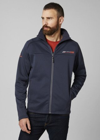Kurtka polar HELLY HANSEN HP FLEECE 54109 GRAFIT