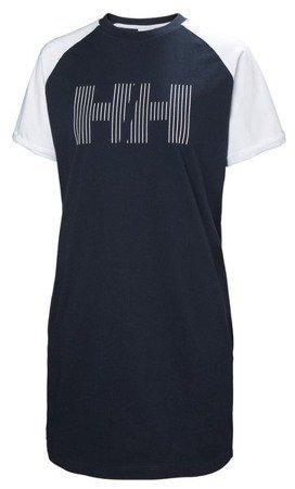 Sukienka HERITAGE T-SHIRT DRESS 53287 597