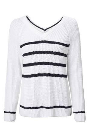 Sweter damski MUSTO SAIL KNIT 81191 002