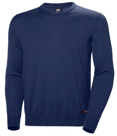 Sweter męski HELLY HANSEN SKAGEN MERINO 33997 603