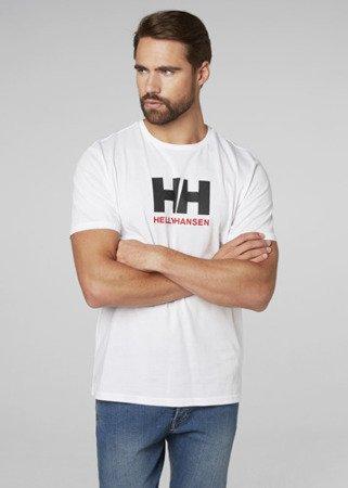 T-SHIRT MĘSKI HELLY HANSEN HH LOGO 33979 001