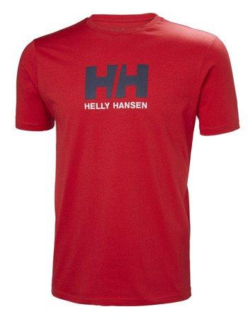 T-SHIRT MĘSKI HELLY HANSEN HH LOGO 33979 110