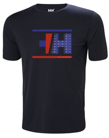 T-SHIRT MĘSKI HELLY HANSEN HP RACING 34053 597