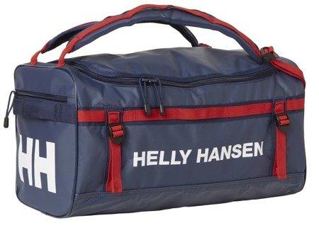 TORBA HELLY HANSEN  67169 689 NEW CLASSIC DUFFEL BAG GRANATOWA L